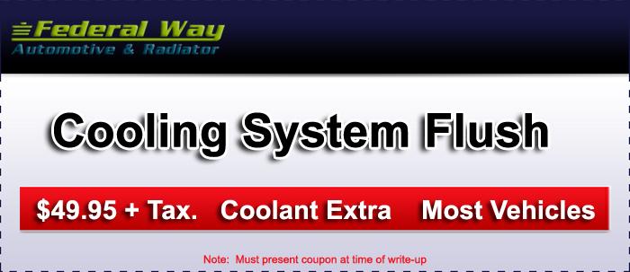 Radiators Federal Way WA