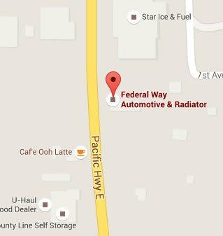 Federal Way Automotive & Radiator on Google Maps